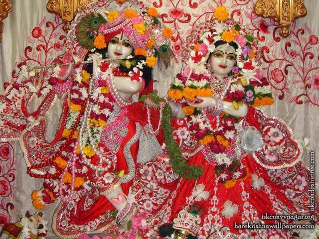 Sri Sri Radha Giridhari Wallpaper (018)