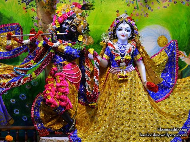 Sri Sri Radha Madan Gopal Wallpaper (018)