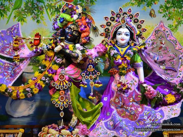 Sri Sri Radha Madan Gopal Wallpaper (021)