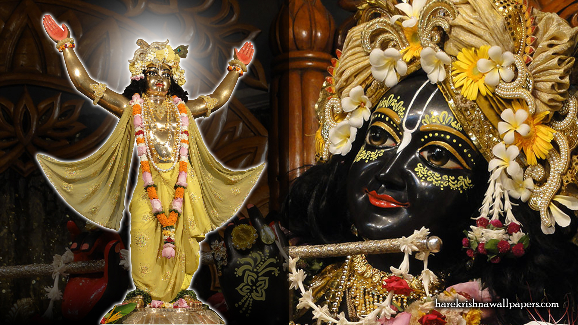 Chaitanya Mahaprabhu Wallpaper (003) Size 1920x1080 Download