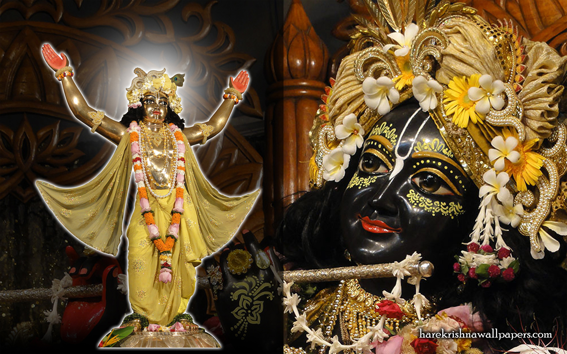 Chaitanya Mahaprabhu Wallpaper (003) Size 1920x1200 Download