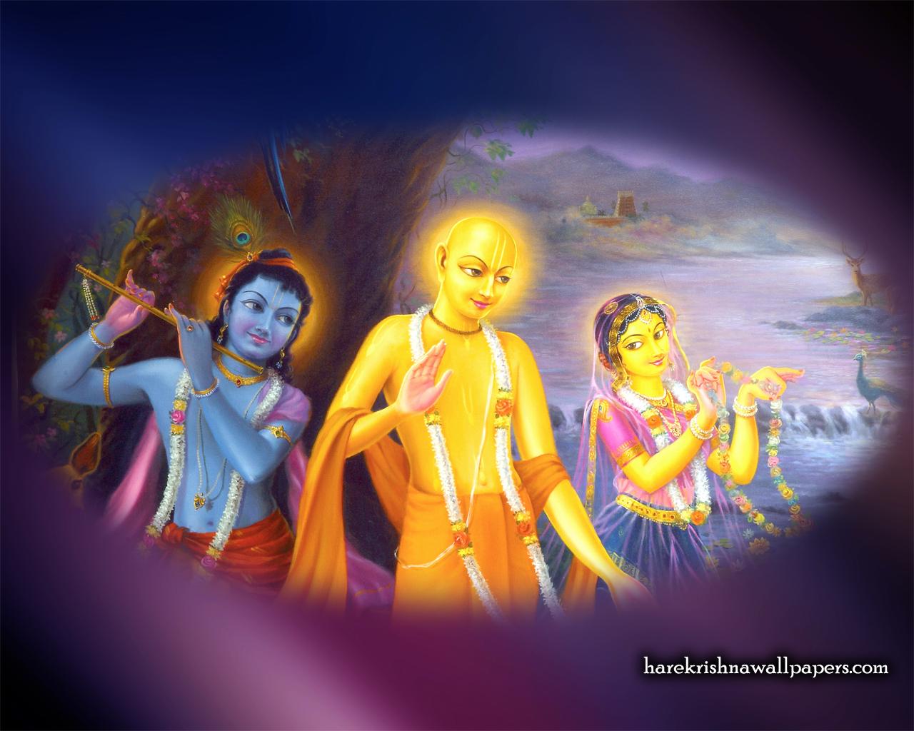 Chaitanya Mahaprabhu Wallpaper (006) Size 1280x1024 Download