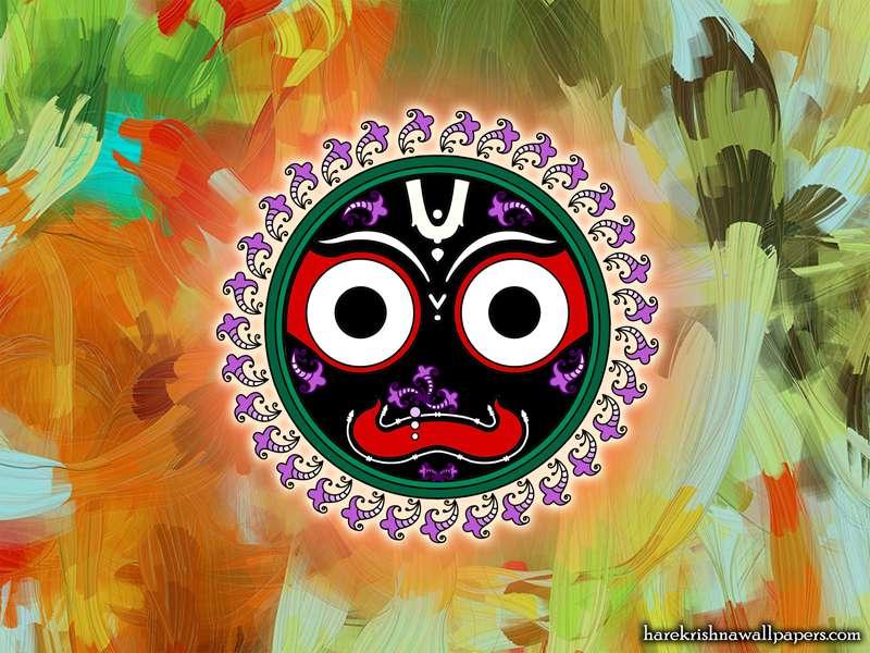Jai Jagannath Wallpaper (017)