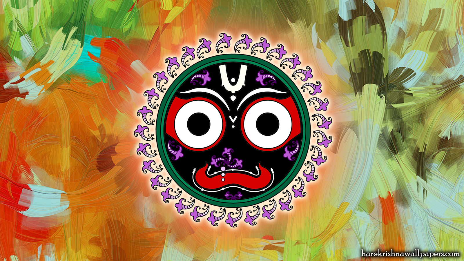 Jai Jagannath Wallpaper (017) Size 1600x900 Download