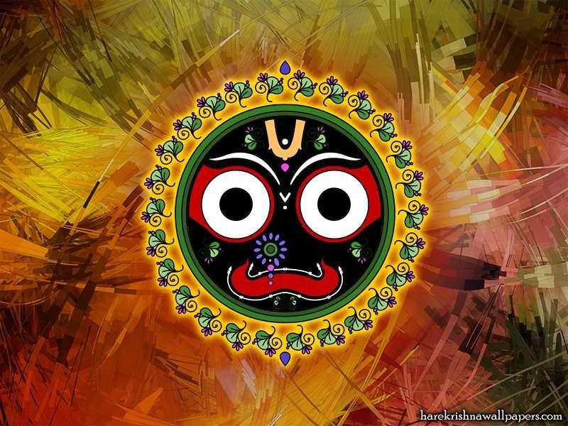 Jai Jagannath Wallpaper (024)