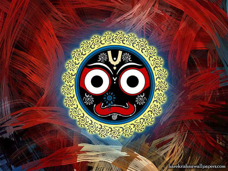 Jai Jagannath Wallpaper (029)