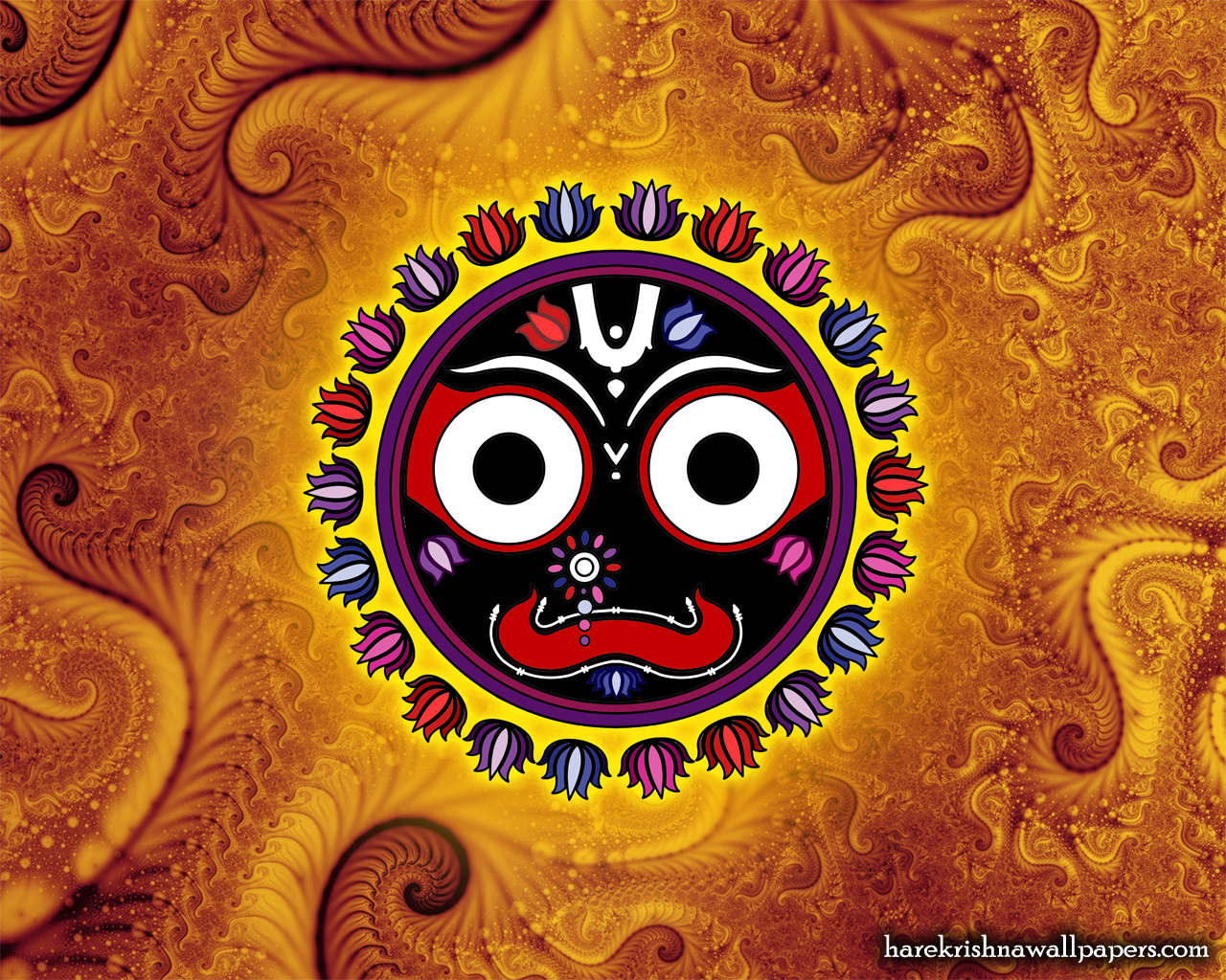 Jai Jagannath Wallpaper (032) Size 1280x1024 Download