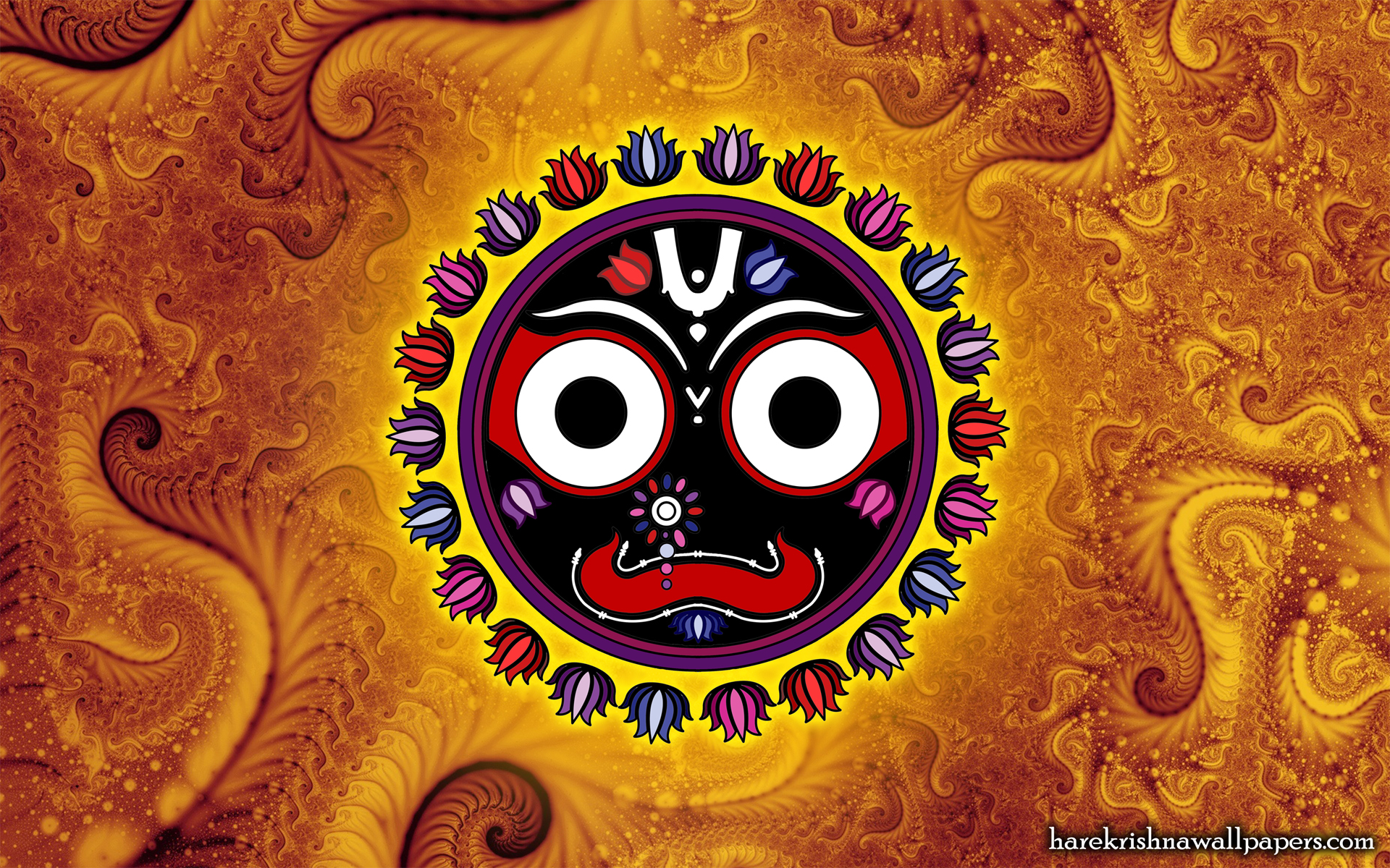 Jai Jagannath Wallpaper (032) Size 1920x1200 Download