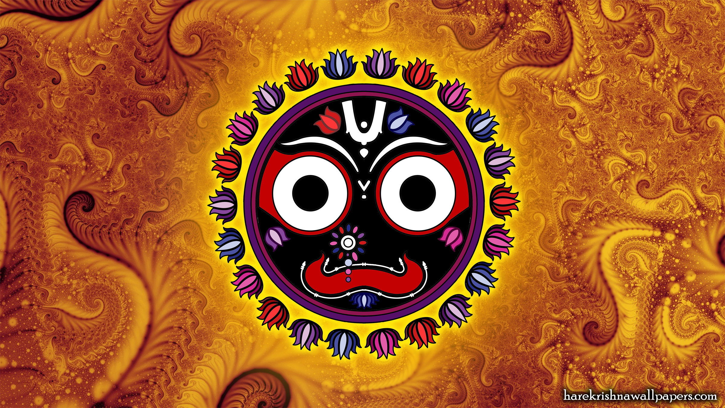 Jai Jagannath Wallpaper (032) Size 2400x1350 Download