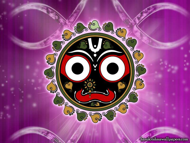 Jai Jagannath Wallpaper (036)