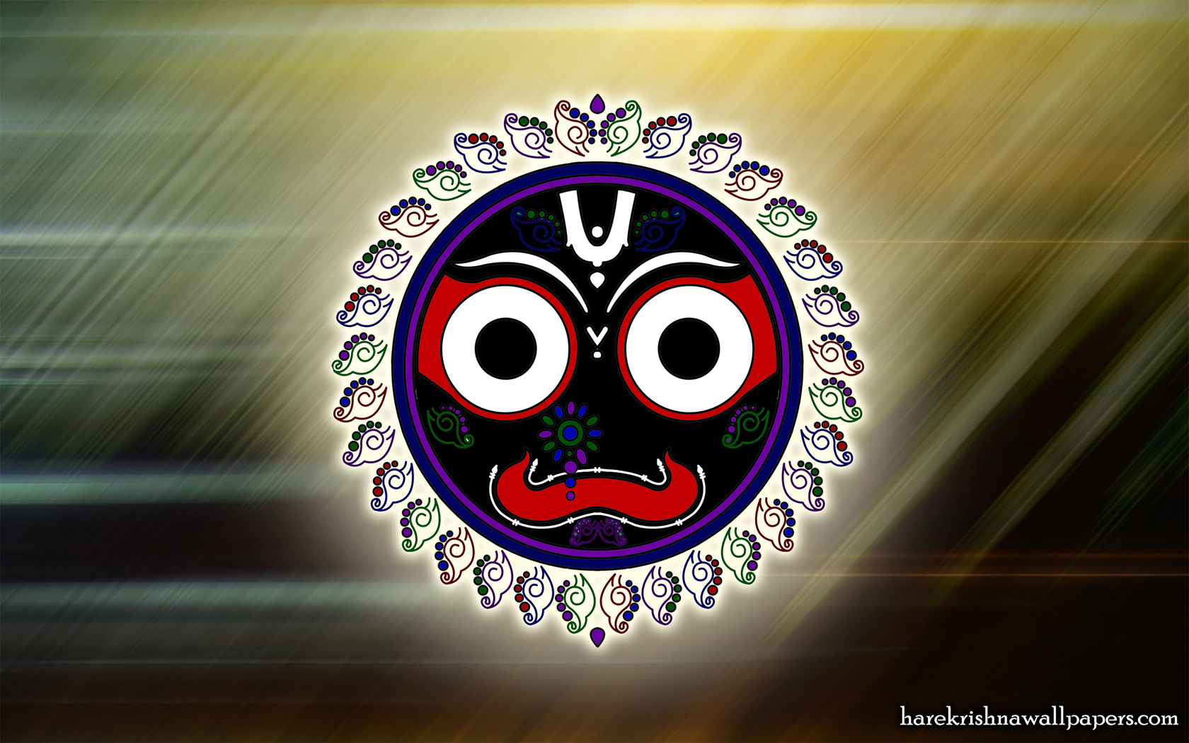 Jai Jagannath Wallpaper (037) Size 1680x1050 Download