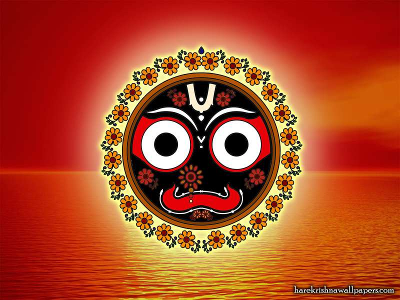 Jai Jagannath Wallpaper (039)