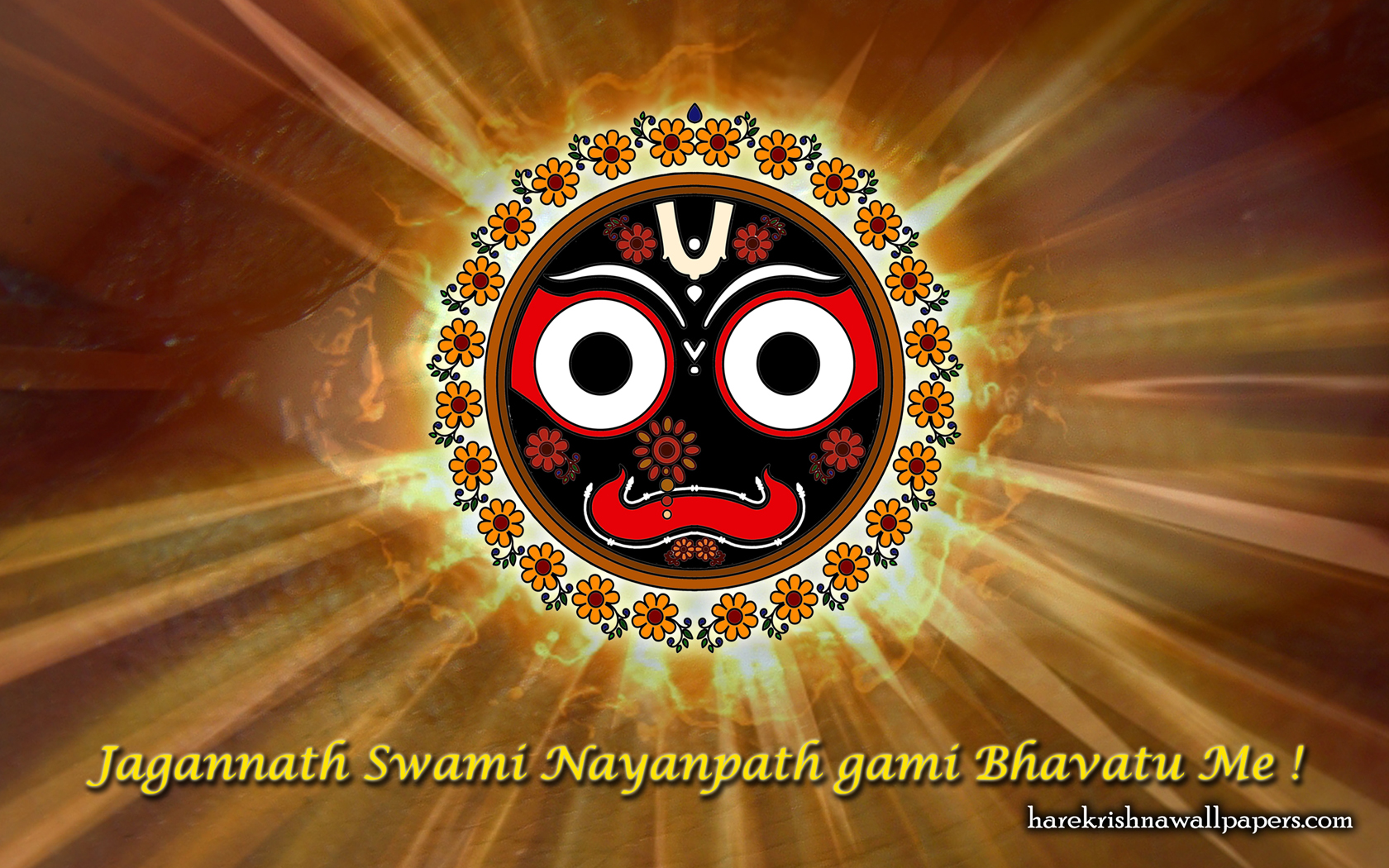 Jai Jagannath Wallpaper (052) Size 1680x1050 Download