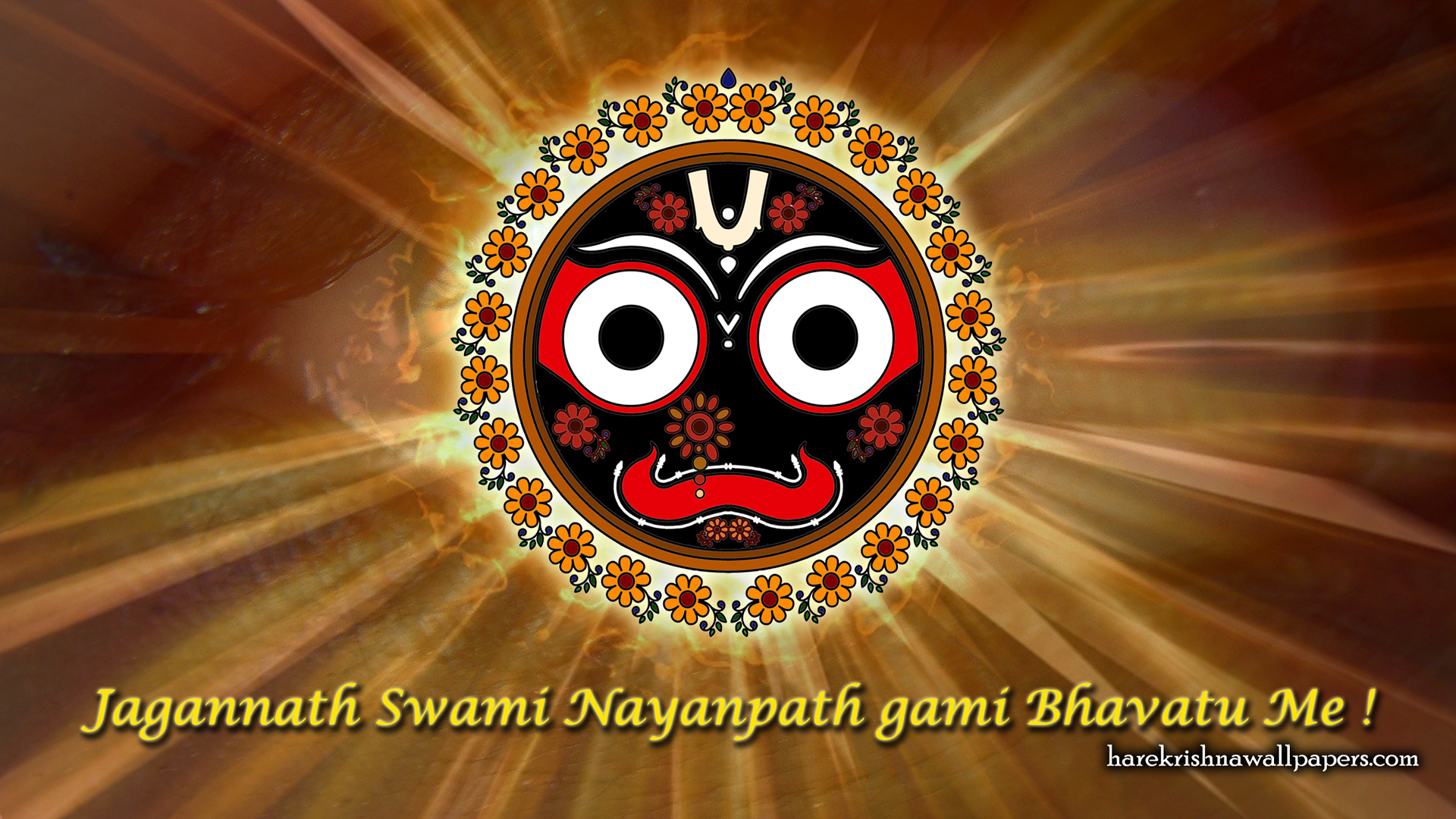 Jai Jagannath Wallpaper (052) Size 1920x1080 Download