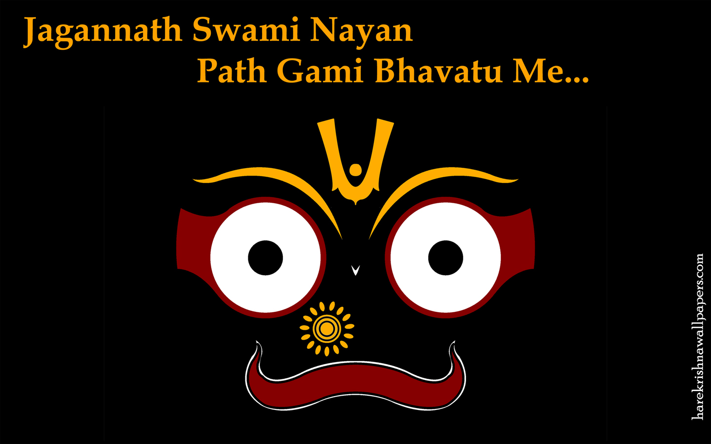 Jai Jagannath Wallpaper (060) Size 1440x900 Download