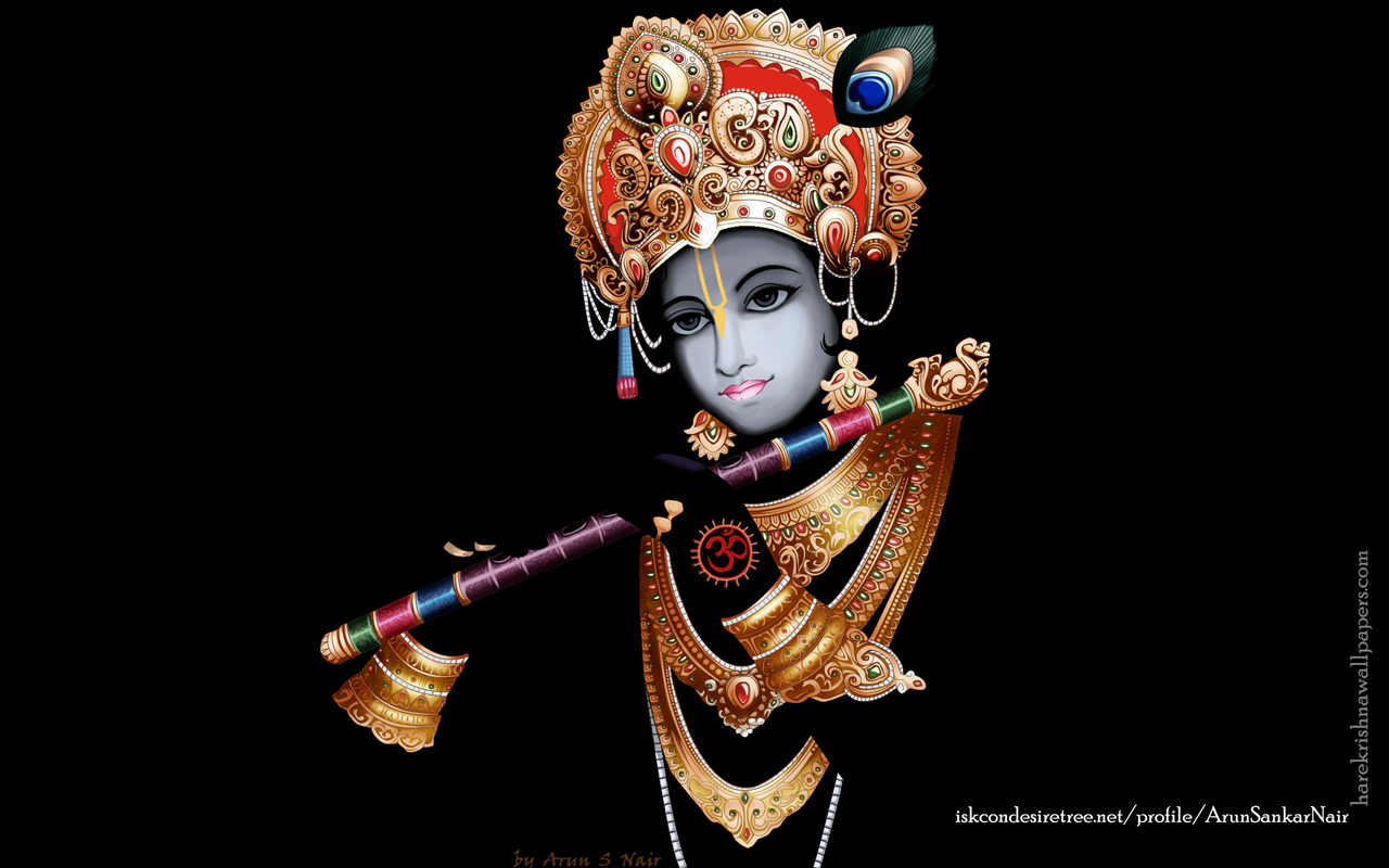 Krishna Wallpaper (016) Size 1280x800 Download