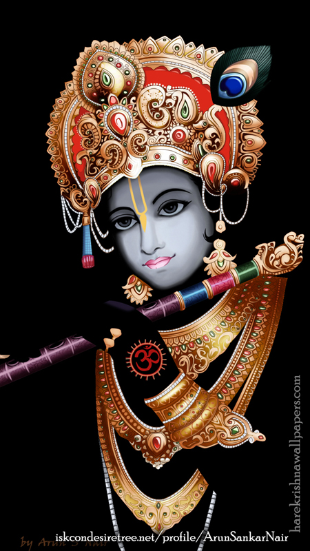 Krishna Wallpaper (016) Size 450x800 Download