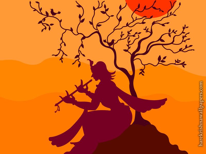Krishna Wallpaper (023) Size 800x600 Download