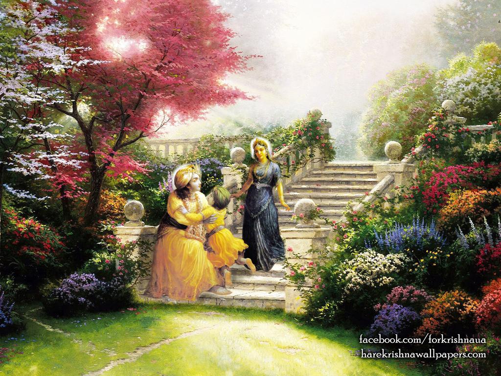 Krishna Wallpaper (027) Size 1024x768 Download