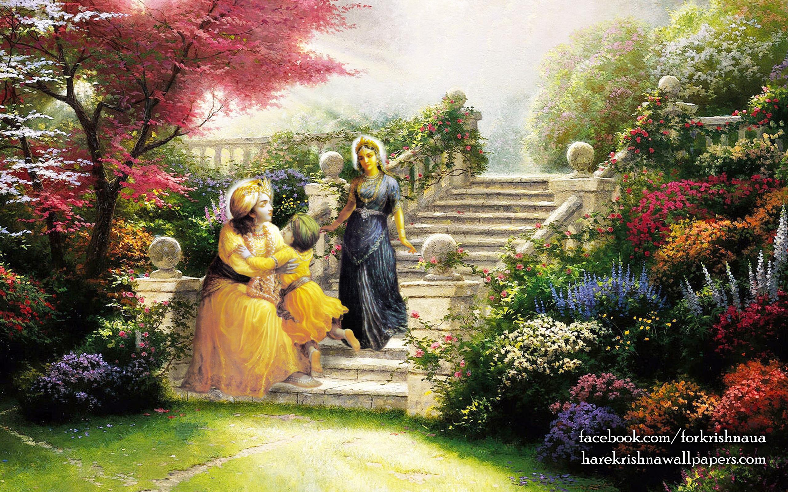 Krishna Wallpaper (027) Size 2560x1600 Download