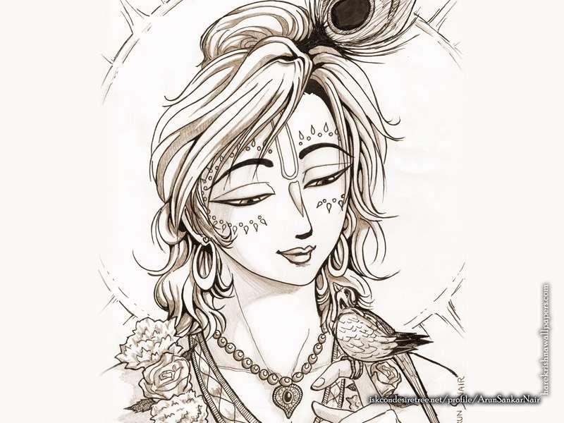 Krishna Wallpaper (028)