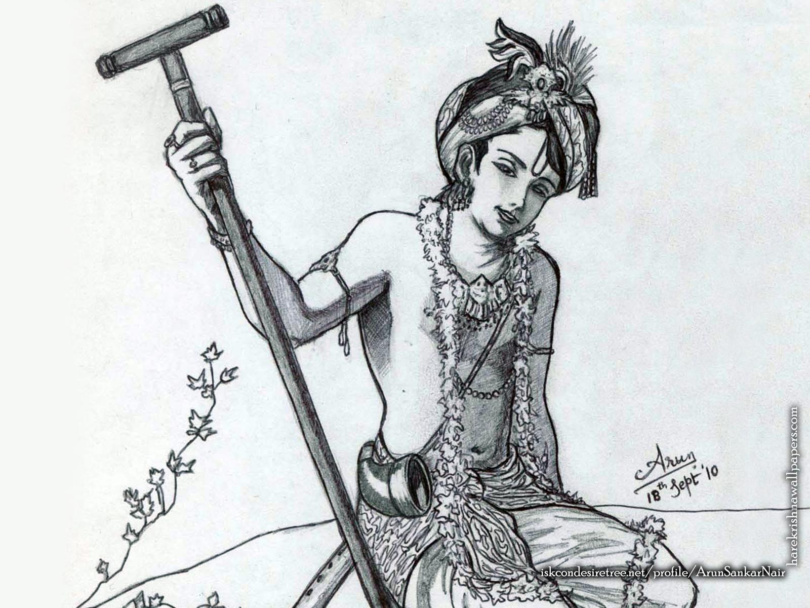 Krishna Wallpaper (029) Size1600x1200 Download