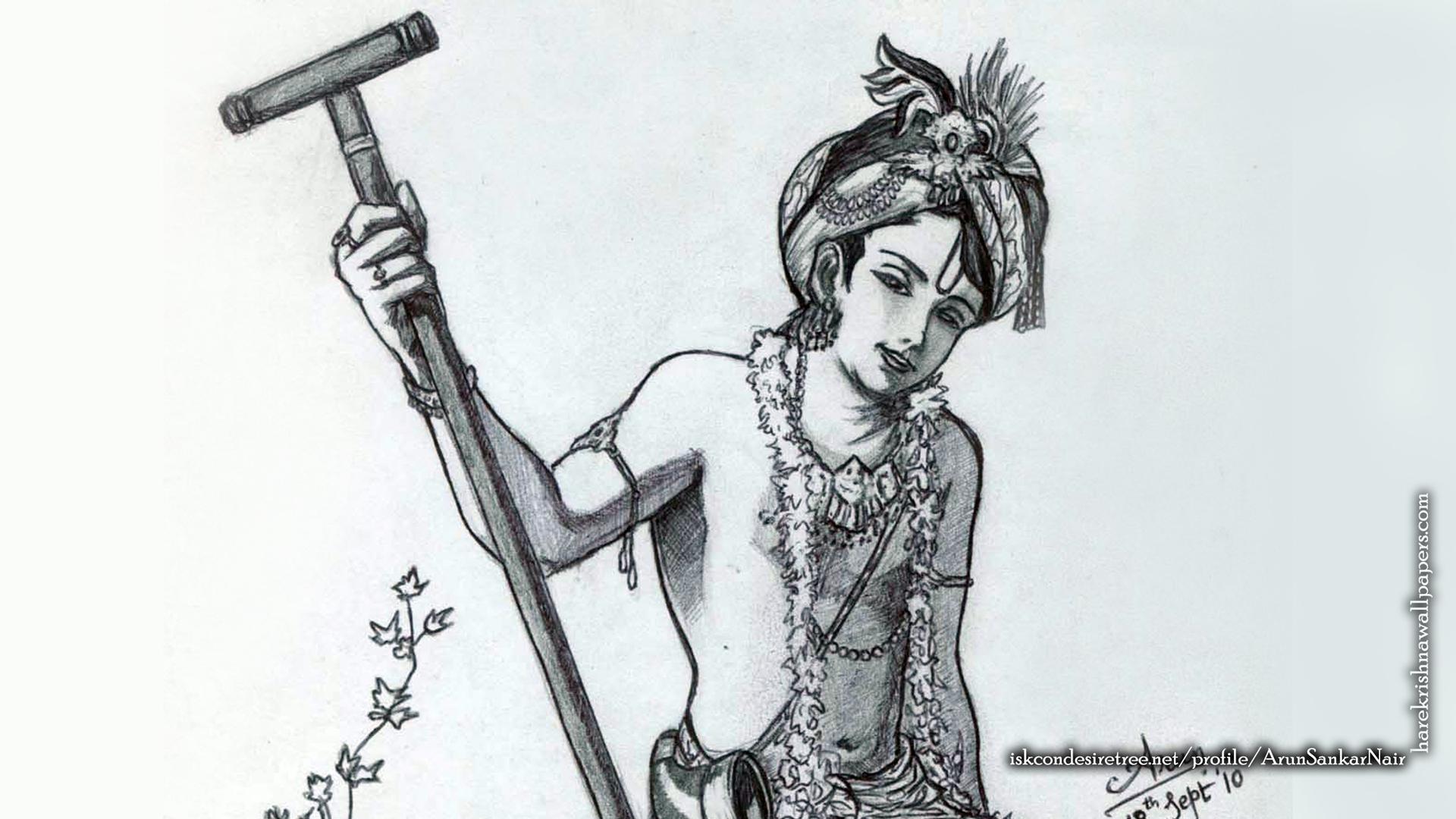 Krishna Wallpaper (029) Size 1920x1080 Download