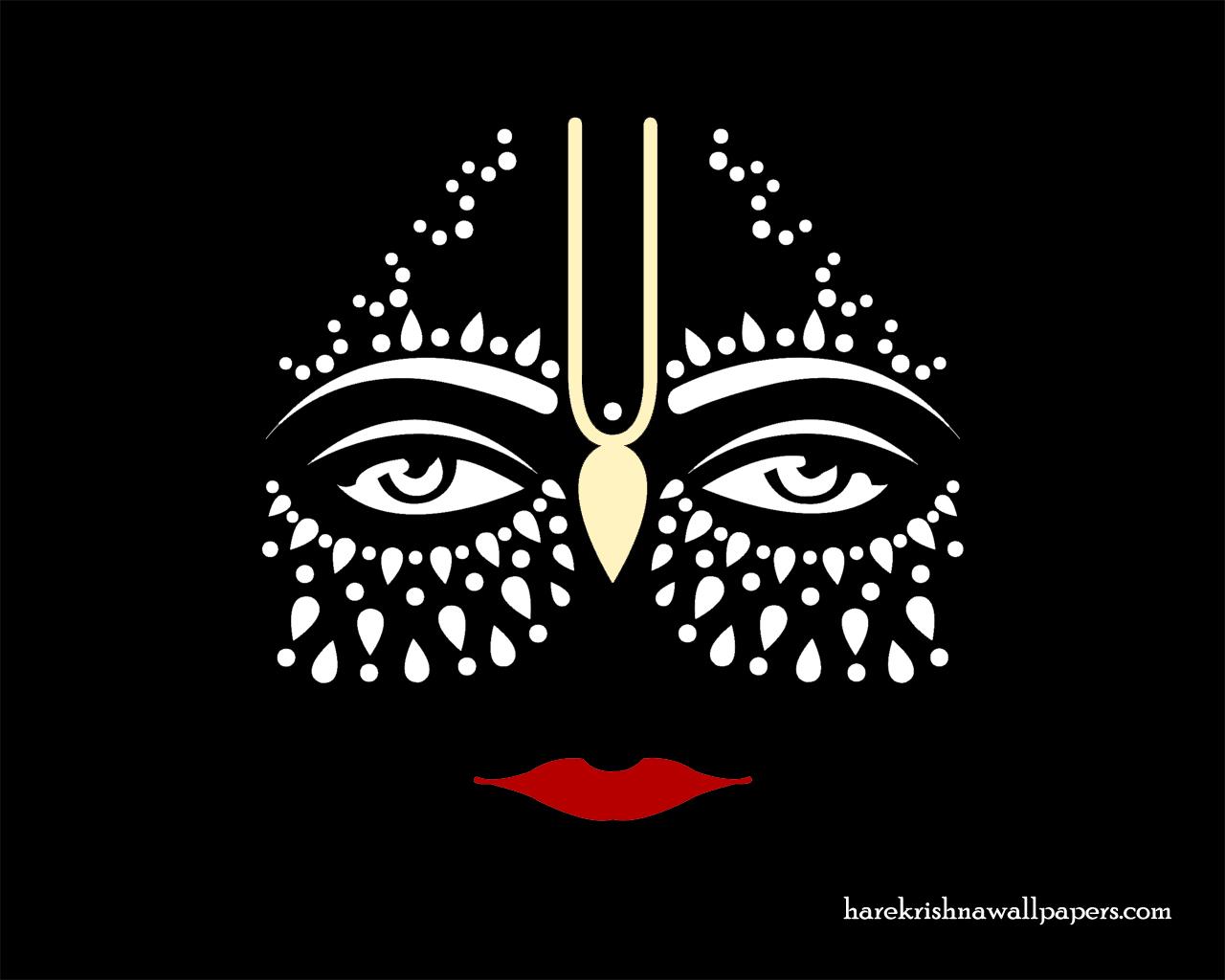 Krishna Vision Wallpaper (001) Size 1280x1024 Download