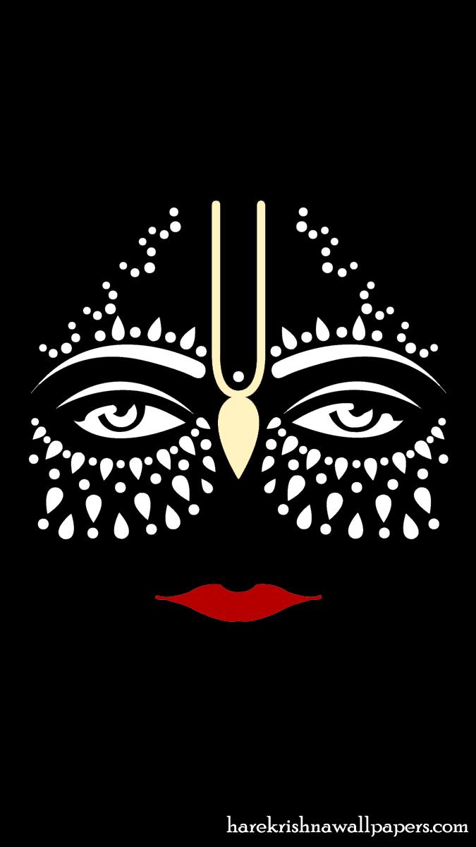 Krishna Vision Wallpaper (001) Size 675x1200 Download
