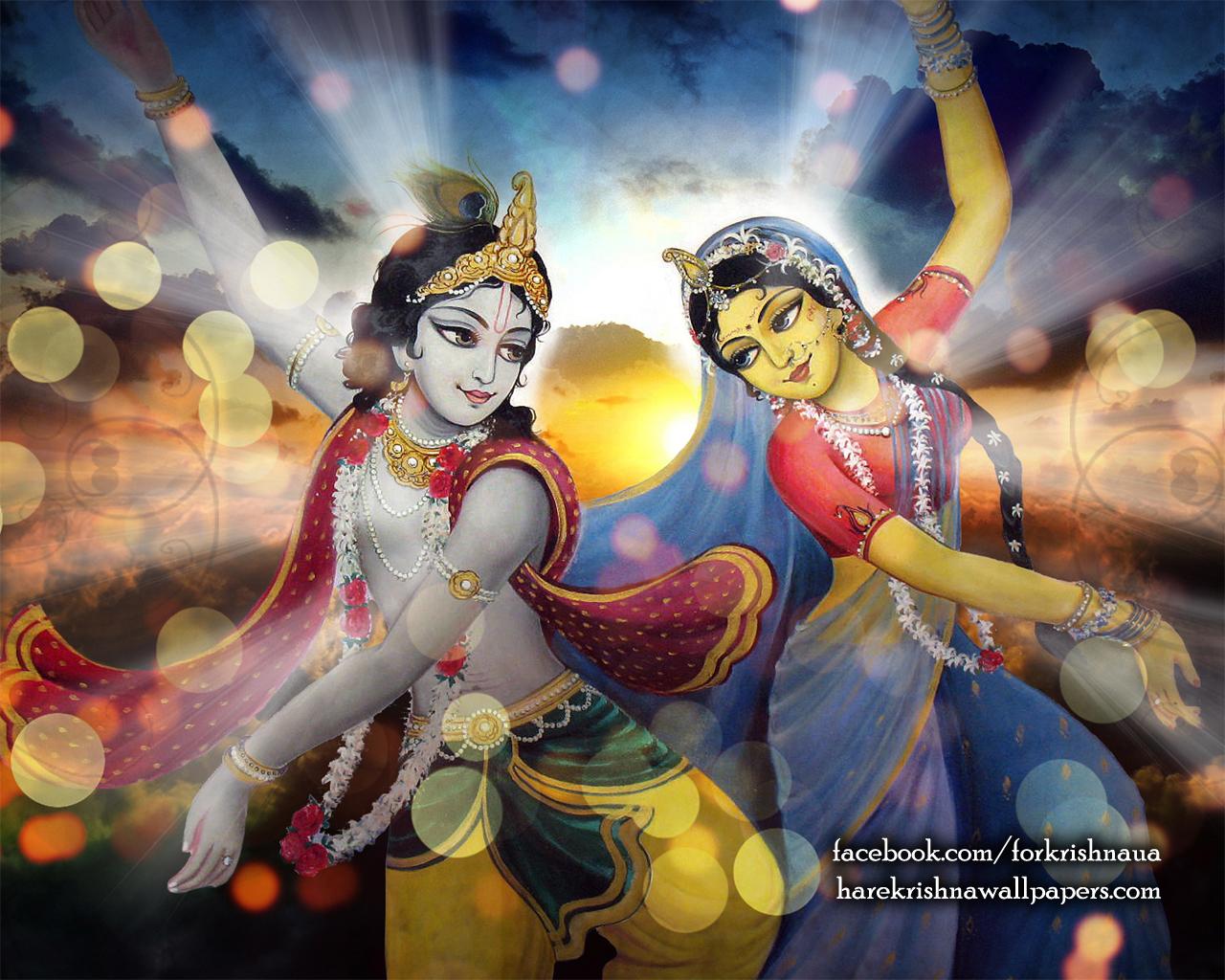 Radha Krishna Wallpaper (005) Size 1280x1024 Download