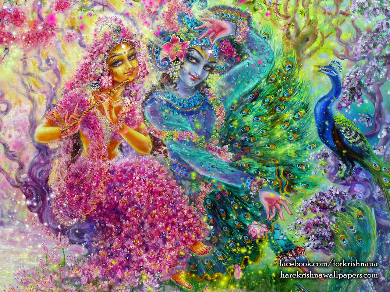 Radha Krishna Wallpaper (008) Size 1280x960 Download
