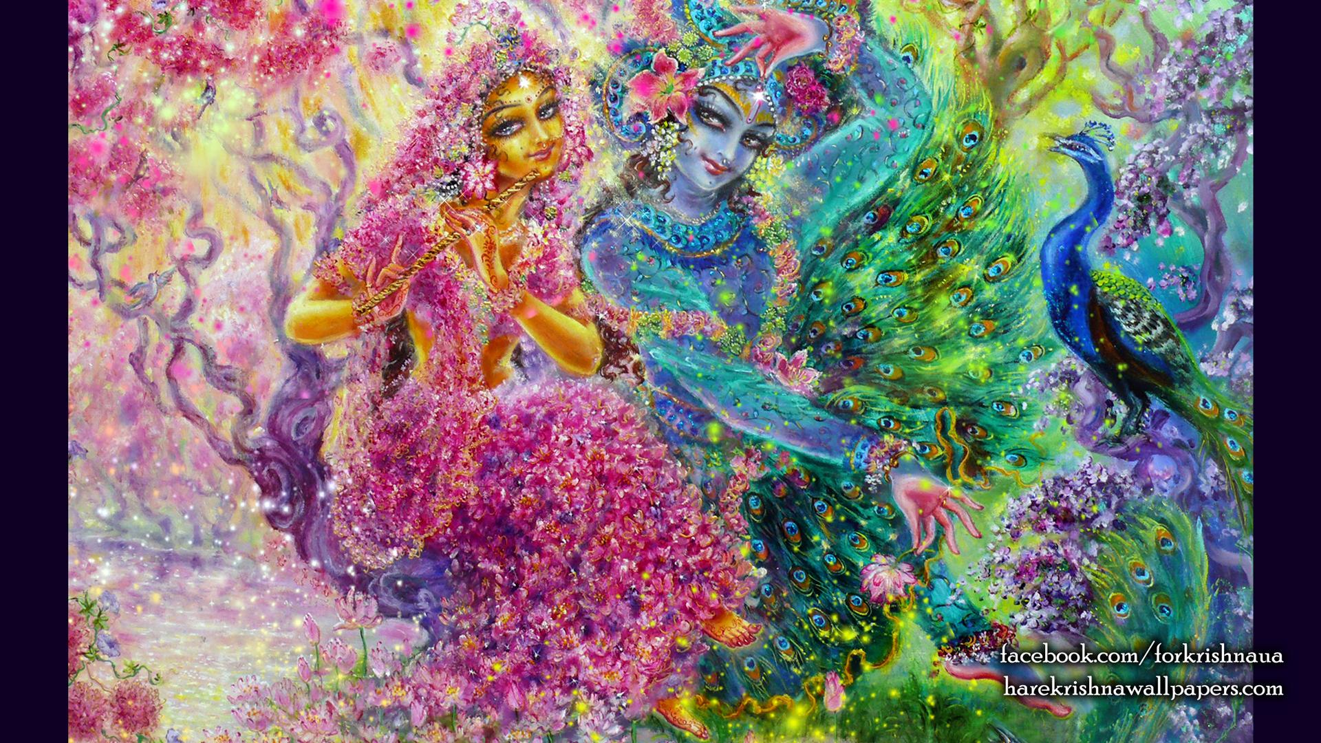 Radha Krishna Wallpaper (008) Size 1920x1080 Download