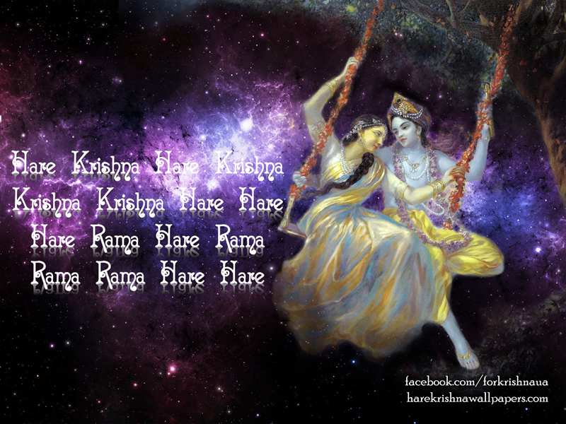 Radha Krishna Wallpaper (014)