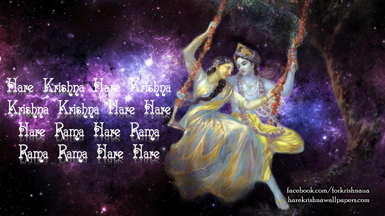 Radha Krishna Wallpaper (014) Size1280x720 Download