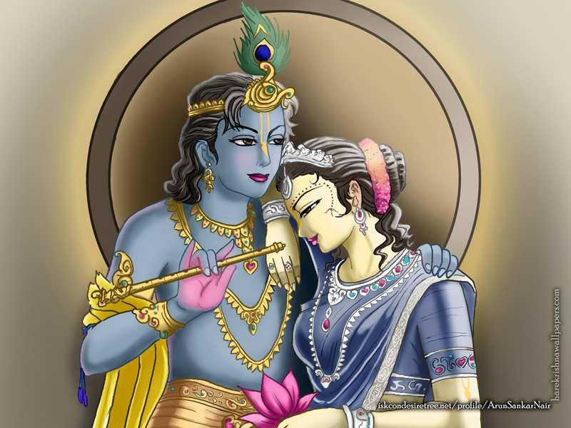 Radha Krishna Wallpaper (017)