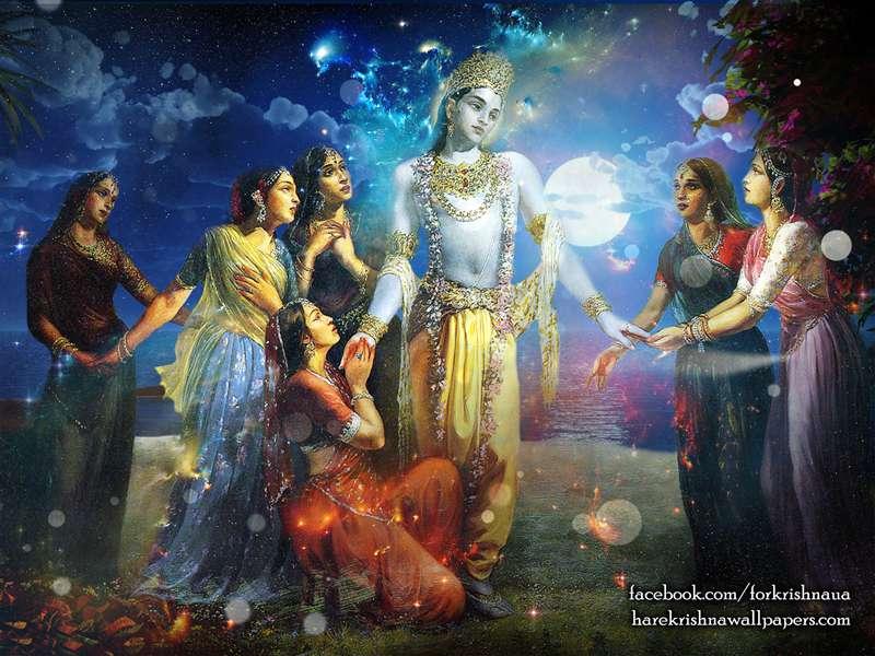 Radha Krishna Wallpaper (018)
