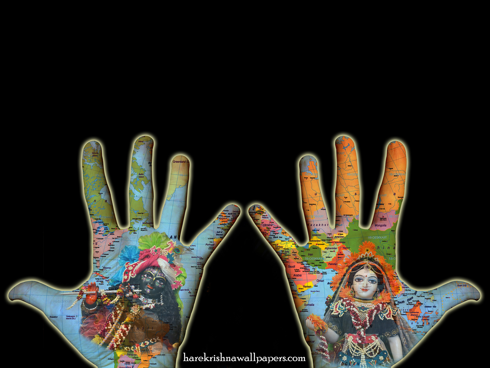 Radha Krishna Wallpaper (028) Size1600x1200 Download