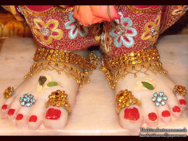 Sri Rama Feet Wallpaper (002)