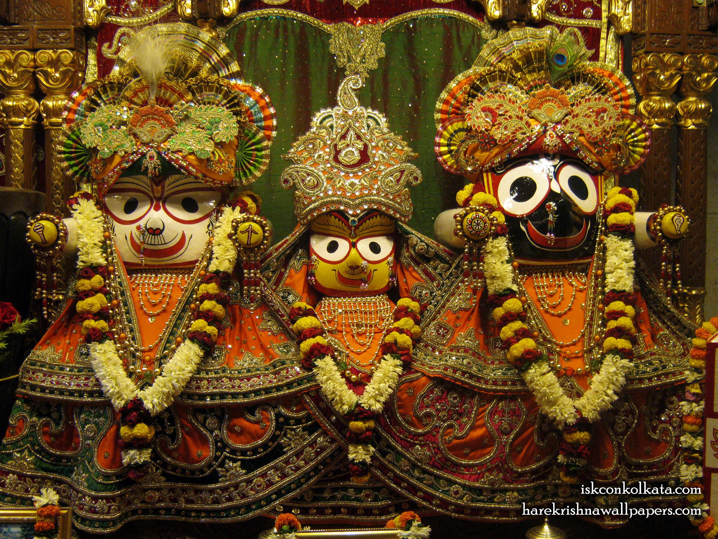 Jagannath Baladeva Subhadra Wallpaper (001) Size 2400x1800 Download