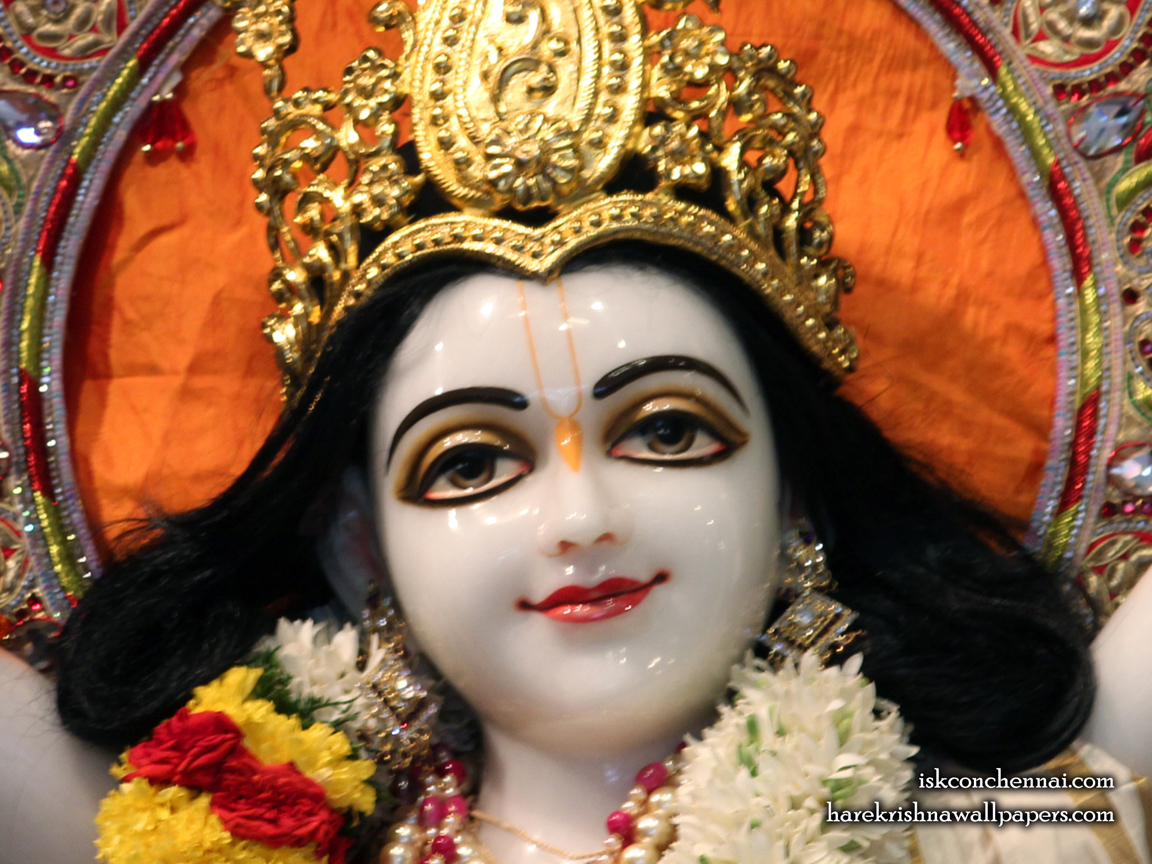 Sri Nitai Close up Wallpaper (001) Size 1152x864 Download