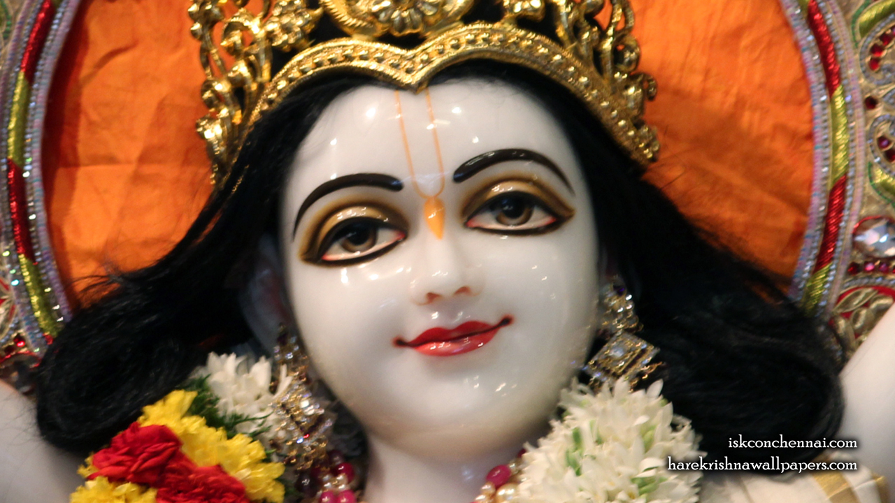Sri Nitai Close up Wallpaper (001) Size 1280x720 Download