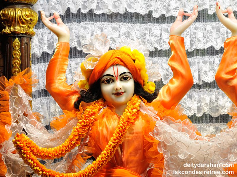 Sri Nitai Close up Wallpaper (008)