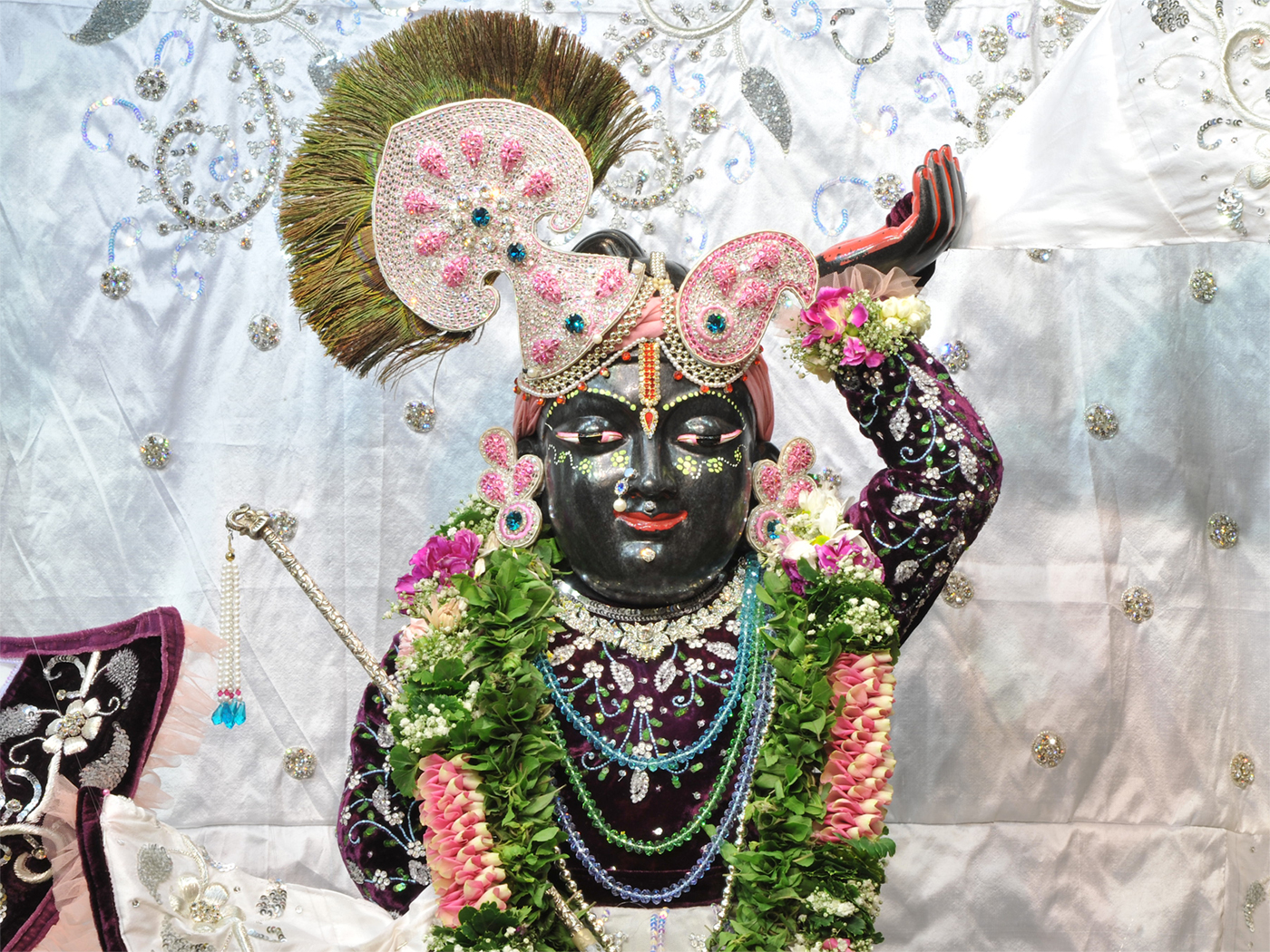 Sri Gopal Close up Wallpaper (018) Size 1400x1050 Download