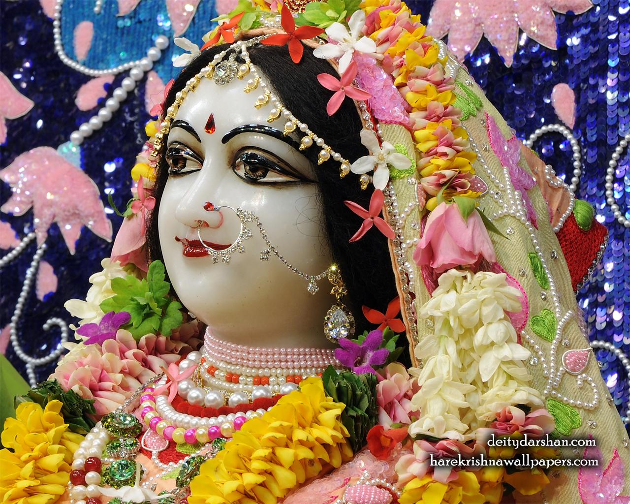 Srimati Radharani Close up Wallpaper (101) Size 1280x1024 Download