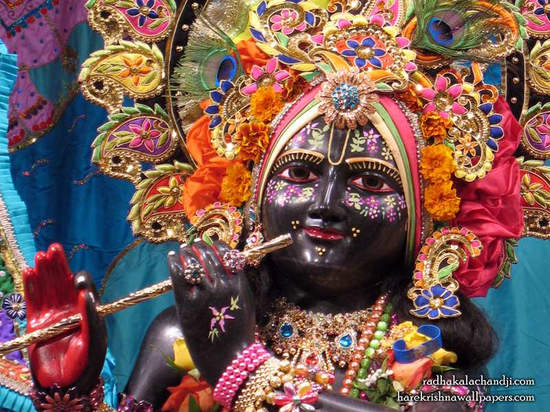 Sri Kalachanda Close up Wallpaper (006)