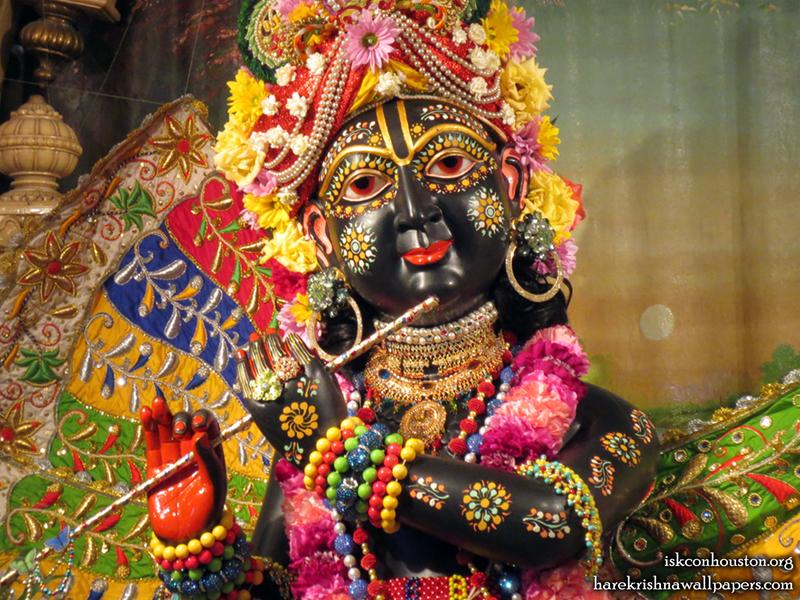 Sri Nilamadhava Close up Wallpaper (012)