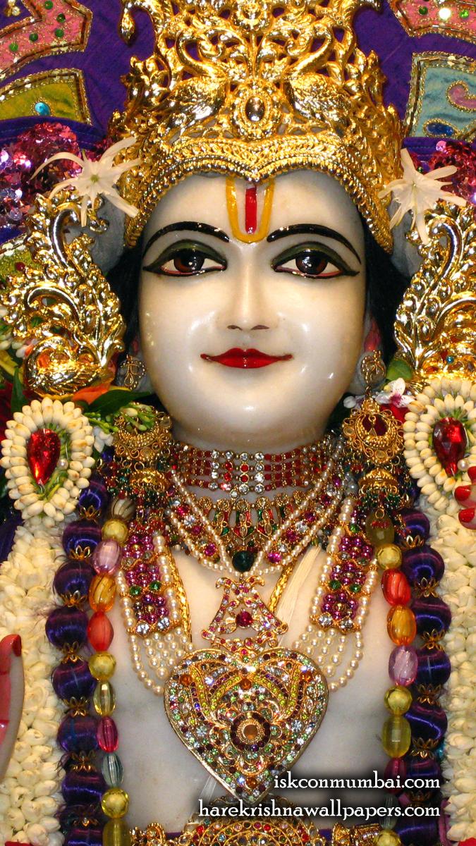 Sri Rama Close up Wallpaper (001) Size 675x1200 Download