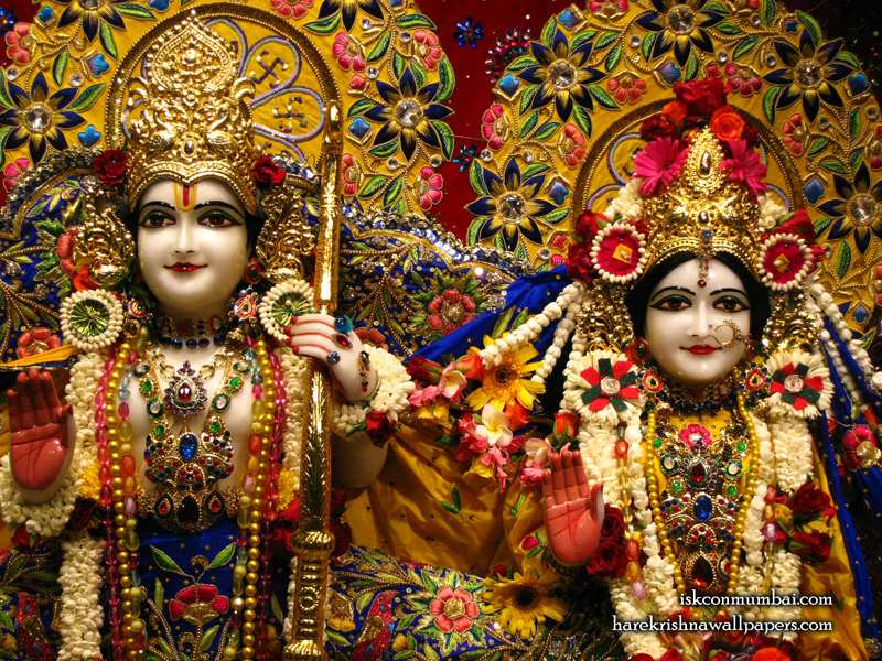 Sri Sri Sita Rama Wallpaper (002)