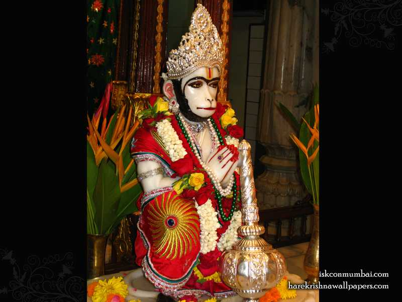 Sri Hanuman Wallpaper (003)