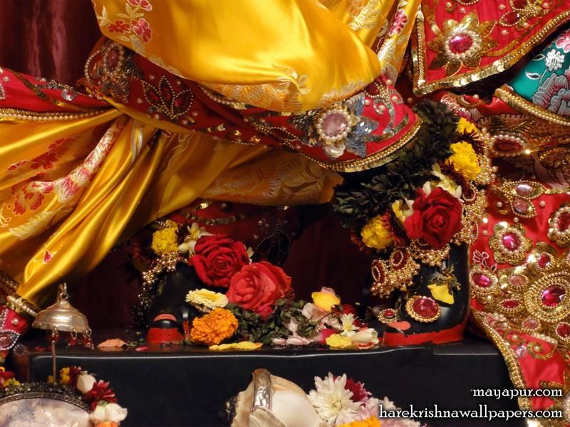 Sri Madhava Feet Wallpaper (002)